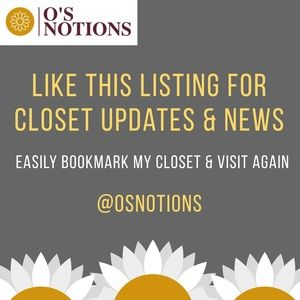 Like this Listing for Closet Updates!